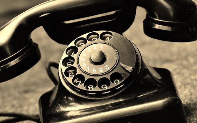 固定電話のイメージ画像