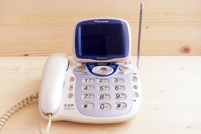 pioneer TF-LS700 電話機